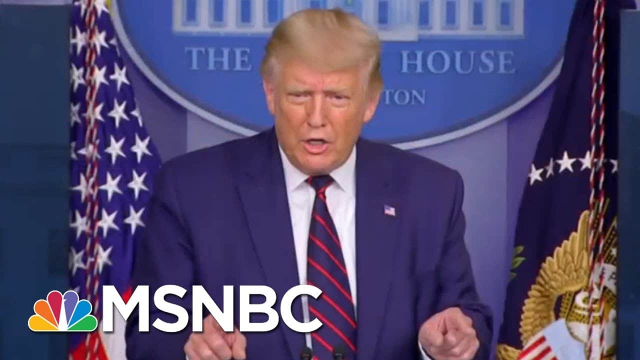 'Nuke Trumpism': How Dems Can Upend Supreme Court Battle | The Beat With Ari Melber | MSNBC 1