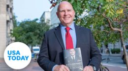 H.R. McMaster: Trump freeing Taliban fighters may lead to another 9/11 (FULL)   USA TODAY 4