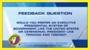 TVJ News: Feedback Question - September 18 2020 2