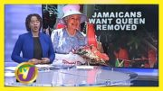Jamaicans Want Queen Removed - September 18 2020 3