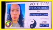 Rohan Chung! Who's That Guy: TVJ Entertainment Report Intervew - September 18 2020 4