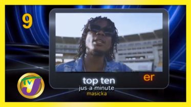 TVJ Entertainment Report: Top 10 Countdown - September 18 2020 6