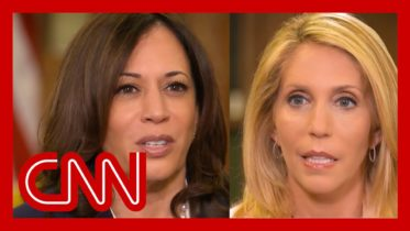 Kamala Harris' exclusive interview with CNN (part 2) 6