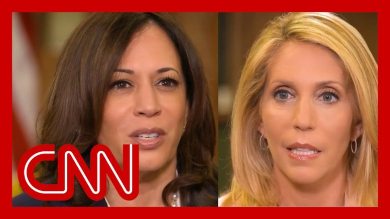 Kamala Harris' exclusive interview with CNN (part 2) 1