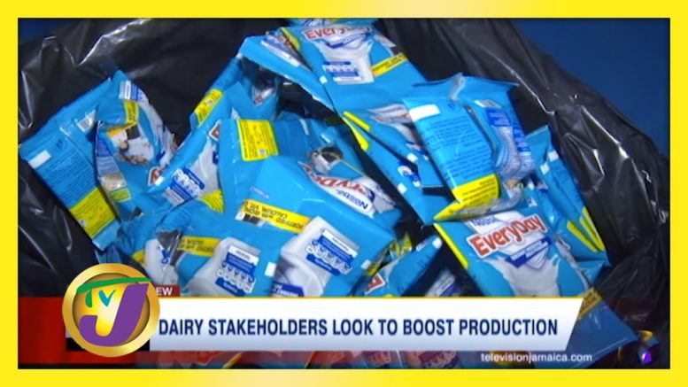 Dairy Stakeholders Looking to Boost Production: TVJ Business Day - September 20 2020 1