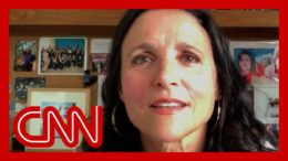 CITIZEN by CNN: Julia Louis-Dreyfus says Democracy is 'a fragile thing' 3