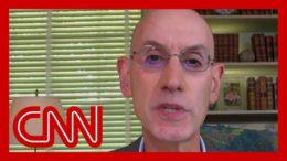 CITIZEN by CNN: Bob Costas and Adam Silver on NBA's 'bubble' experiment 7