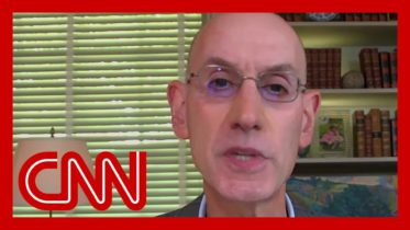 CITIZEN by CNN: Bob Costas and Adam Silver on NBA's 'bubble' experiment 6