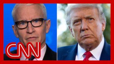 Cooper: Are elderly people now disposable? Look in mirror, Trump 6