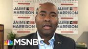 Democratic Challenger Says Sen. Graham Is 'Betraying' South Carolina Voters | The Last Word | MSNBC 4