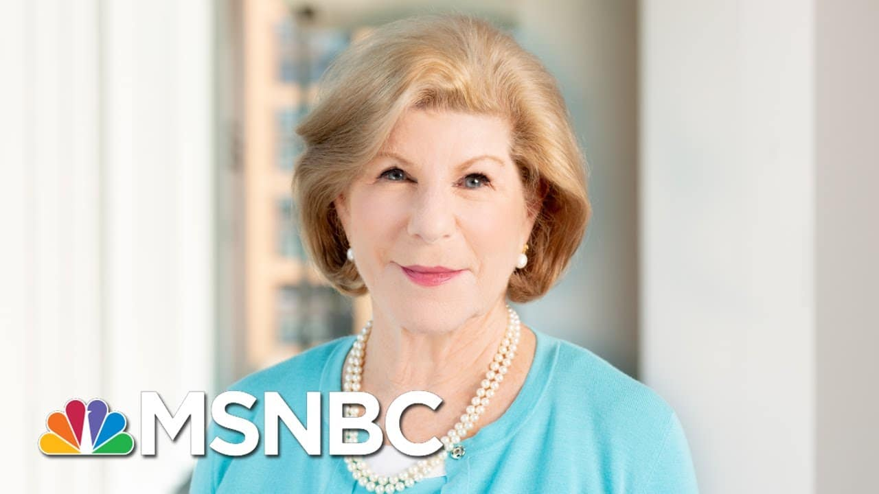 Totenberg: Rushing To Fill Ginsburg's Seat Would 'Abolish' Independent Judiciary   MSNBC 8