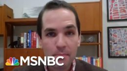 Activists Draw On Successful Defense Of Health Care For Energy In SCOTUS Pressure Campaign | MSNBC 3
