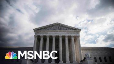 Supreme Court Vacancy Upends An Already Volatile Biden-Trump Election | The 11th Hour | MSNBC 6