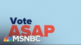 Election FOMO – Animated PSA | Plan Your Vote | MSNBC 7