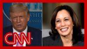 Trump says he was surprised Biden picked Kamala Harris as running mate 3