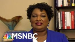 Stacey Abrams: We Must Stop Playing By Trump's Strange Rules | Morning Joe | MSNBC 6