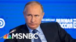 'Putin Wants To Drag Us Down,' Says Fmr. National Security Adviser | Morning Joe | MSNBC 1