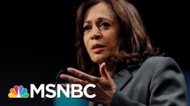 Trump Ramps Up Attacks Against Kamala Harris As Election Draws Closer   Craig Melvin   MSNBC 6