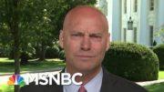 Pence Chief Of Staff: Olivia Troye Has 'Personal Agenda Against' POTUS   Hallie Jackson   MSNBC 5