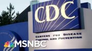 CDC Reverses Course On Latest Covid-19 Guidance | MTP Daily | MSNBC 4