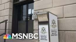 Thrown Out Naked Ballots In Pennsylvania Could Cost Joe Biden The Election | Ayman Mohyeldin | MSNBC 1