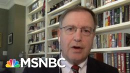 Chuck Rosenberg Is Sure They Are Chanting 'Four More Years' At The Kremlin | Deadline | MSNBC 6