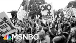 Trump's 2020 Plan To Ban All Abortion - And The Campaign To Stop Him | MSNBC 3