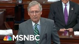 Chris Hayes On How To Make GOP Pay The Price For Supreme Court Seat | All In | MSNBC 7
