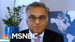 Dr. Jha: Bar Bailout Is 'No Brainer' For U.S. Economy And Public Health | All In | MSNBC 5