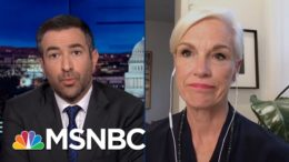 See Cecile Richards Confront Trump's 'Threat' To Women In SCOTUS Battle | MSNBC 4
