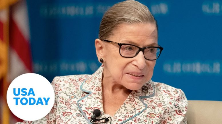 In the race to replace Ruth Bader Ginsburg, who is the top pick for Republicans? | States of America 1