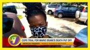 Cops Trial for Mario Deane's Death Put Off - September 21 2020 2