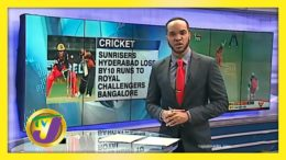SRH Collapse to 10-Run Loss to RCB in IPL - September 21 2020 4