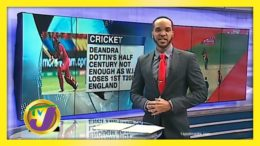 W.I. Women Fall by 47 Runs to England in 1st T20 - September 21 2020 4
