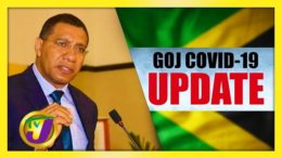Jamaican Gov't Digital Press Conference Update - September 22 2020 1