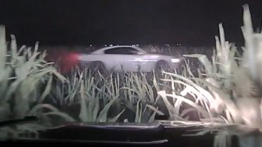Dashcam shows dramatic police chase in cornfield 6