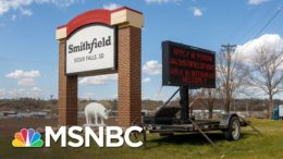 CDC Director's Office Ordered Softening Of Coronavirus Safety Protocols For Meat Plant | MSNBC 4