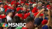 Trump Holds Pennsylvania Rally As Virus Cases Rise | Morning Joe | MSNBC 2