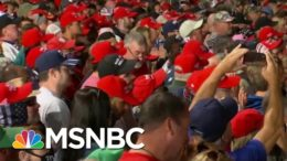 Trump Holds Pennsylvania Rally As Virus Cases Rise | Morning Joe | MSNBC 8