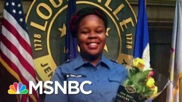 Grand Jury To Present Report On Breonna Taylor Case Today | Craig Melvin | MSNBC 6