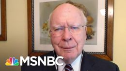 Sen. Leahy: If We Don't Reach Across The Aisle, SCOTUS And Senate Will Be Damaged   MSNBC 9