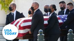 Ruth Bader Ginsburg to lie in repose | USA TODAY 4