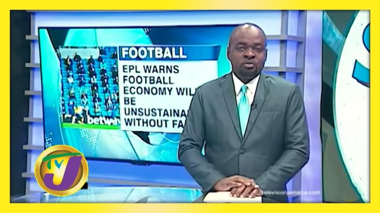 Football Economy will be Unsustainable without Fans - EPL - September 22 2020 1