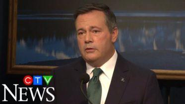 'Complete failure': Alta. Premier Kenney on throne speech 6