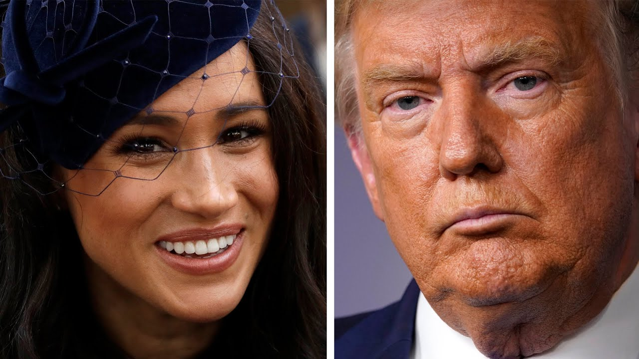 Trump calls out Meghan Markle: 'I'm not a fan of hers' 3