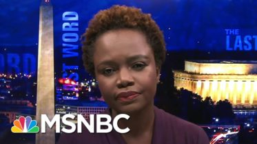 Karine Jean-Pierre: 'We Need To Ask For Justice, But We Also Need Change' | The Last Word | MSNBC 6
