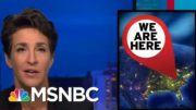 Maddow: What You Would Do When Your Country Needed You Is What You're Doing Right Now. | MSNBC 3