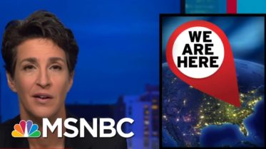Maddow: What You Would Do When Your Country Needed You Is What You're Doing Right Now. | MSNBC 6