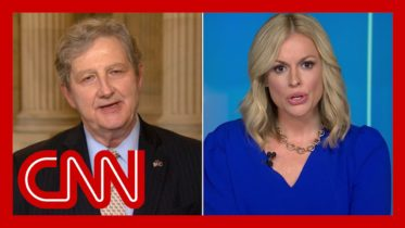 'I'm not going to let you do this': CNN anchor spars with senator over Trump audio 6