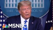 Trump Refuses To Commit To Peaceful Transfer Of Power | Morning Joe | MSNBC 4